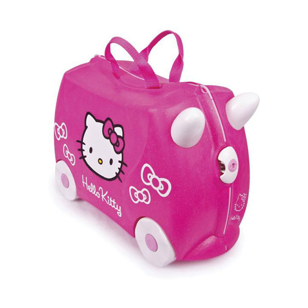 Trunki Cestovný Kufrík TRUNKI  Hello Kitty
